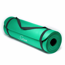 Tapete Para Yoga Sivan Health And Fitness 1/2-inch Extra