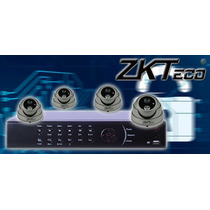 Kit102 - Nvr 4 Canales