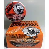 Bálsamo Crecimiento Barba Y Bigote Extra Bergamota Mas Jabón