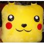 Almohada Peluche Pikachu Pokemon