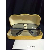 5cf0a59be3 ... Para Hombre Gg0008s 003 Azul Café/gris · $ 4.539,00 · Lentes De Sol  Gucci