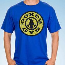 Playeras O Camiseta Goku Gym Dragon Ball God