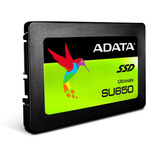 Adata Disco Duro Solido Ssd Sata Laptop Pc 120gb Su650