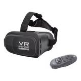 Lentes Realidad Virtual 3d Control Remoto Smartphone Grv2020