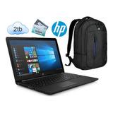 Laptop Hp Intel 8gb Ram Disco 500gb Notebook Ultima Generaci