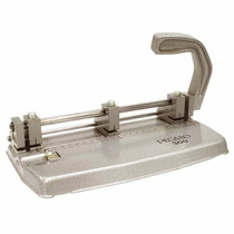 Perforadora Pegaso 3 Agujeros Mod.300, Capacidad 20-25 Hojas