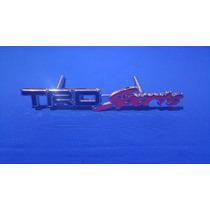 Emblema Trd Sports Metálico Atornillable