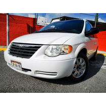 Chrysler Town & Country 3.8 Limited At 2007 Autos Puebla