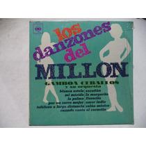 Gamboa Ceballos Los Danzones Del Millon 1968 Lp De Coleccion