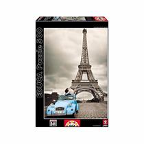 Rompecabezas Educa 500 Piezas Torre Eiffel París 14845 Games
