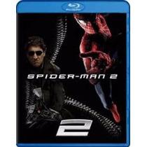 El Hombre Araña 2 Blu-ray