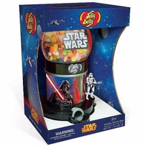 Star Wars,dispensador Disney Dulces Jelly Belly Darth Vader