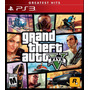 Grand Theft Auto V Gta 5 Para Playstation 3 Nuevo