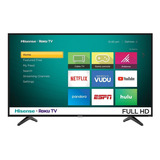 Smart Tv Hisense Full Hd 43  43h4030