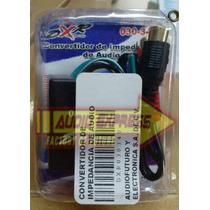 Convertidor De Impedancia De Audio Dxr030340