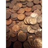 Centavos Lincoln De Cobre