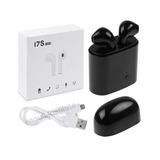 Mini Audífonos Tipo Airpod I7s Tws Bluetooth Música Llamadas