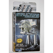 Vintage At-st En Su Caja Structors Action Walkers Mpc