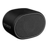 Bocina Sony Extra Bass Srs-xb01 Portátil Con Bluetooth Negra