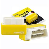 Chip De Potencia Nitro Obd2 Autos Gasolina +potencia +torque