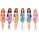 Barbie Fashion Surtido Muñeca Básica