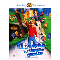 Dvd Willy Wonka Y La Fabrica De Chocolate ( Willy Wonka And