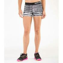 Nike Pro Short Black And White Tiger 3 Medium 620420 010 |