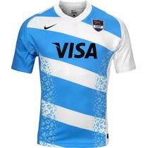 Jersey Selección Argentina De Rugby Los Pumas Nike