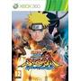 Naruto Shippuden Ultimate Ninja Storm Generations X360 Nuevo