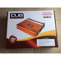 Amplificador Dub De 1500w 2 Canales