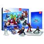 Disney Infinity 2.0 - Marvel Super Heroes Starter Pack Ps3