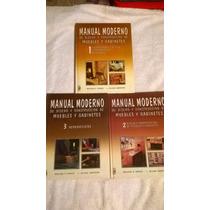 Libro Manual Moderno De Diseño Y Constrcción De Muebles Y Ga