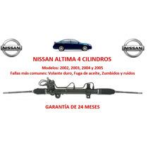 Caja Direccion Hidraulica Cremallera Nissan Altima 2002