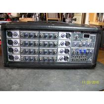 Amplificador Back Stage Modelo 8m4 Seminuevo