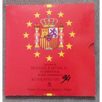Colección De Pesetas Acuñaciones Del 94
