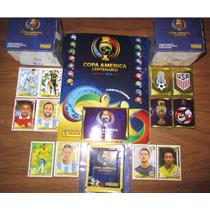 Estampas Copa América Centenario 2016 Panini