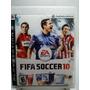 Videojuego Fifa Soccer 10 Para Ps3 Envio Gratis