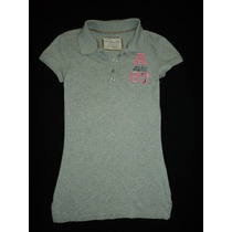 Blusa Aeropostale Tipo Polo T- S Stretch Original
