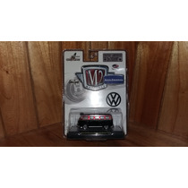 M2 Machines Volkswagen Microbus Combi Deluxe Usa Modelo 1959