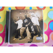 Cartel De Santa Cd Vol.iv. 2008