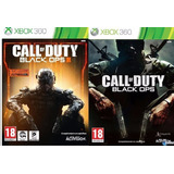 Call Of Duty Black Ops 1 Y 3 Xbox 360 (dig) Leer Descripción