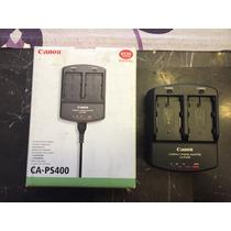 Cargador Doble Canon Original Ca-ps400 Para Bp-508,511,512