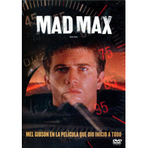 Dvd Mad Max ( 1979 ) - Geroge Miller / Mel Gibson / Joanne S