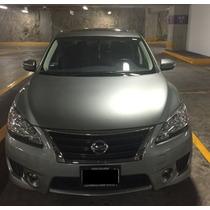 Nissan Sentra Sr, 2015, Automatico Cvt, Unico Dueño!