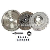 Kit De Clutch Volante Solido 98-05 Vw Beetle 1.9 Lts Turbo
