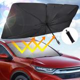 Tapasol Parabrisas Cubre Sol Parasol Cortinas Auto