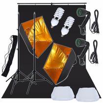 Estudio Iluminacion Softbox Fotografico Fotografia Foto 3n 1