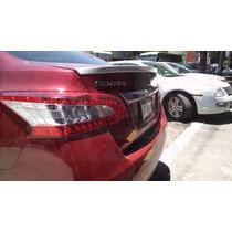 Nissan Sentra 2016 2015 2014 2013 Aleron Original Oficial