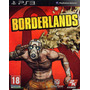 Borderlands 1 + Borderlands 2 Ps3