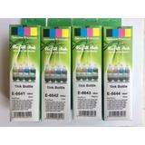 100 Ml Tinta Dye Epson 664 - 4 Colores